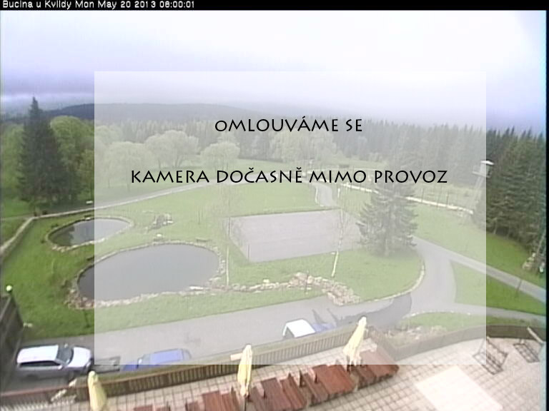 Webcam Kvilda - Bučina