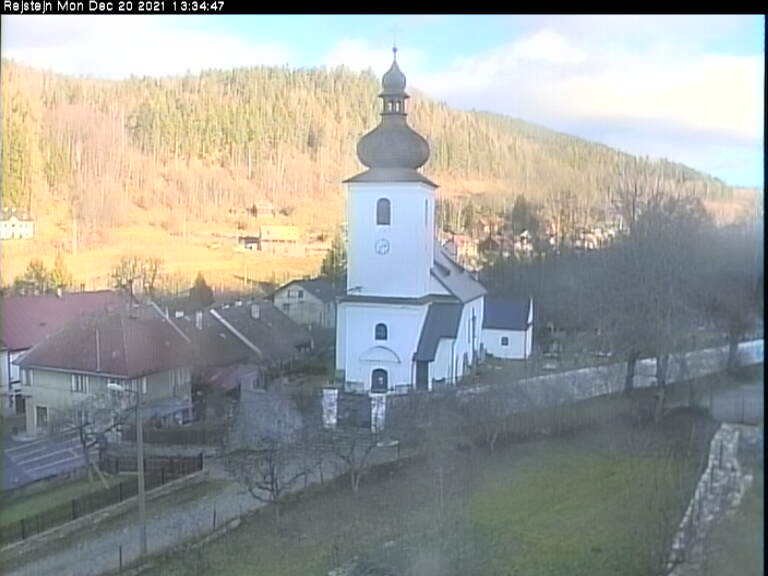 Webcam Rejštejn