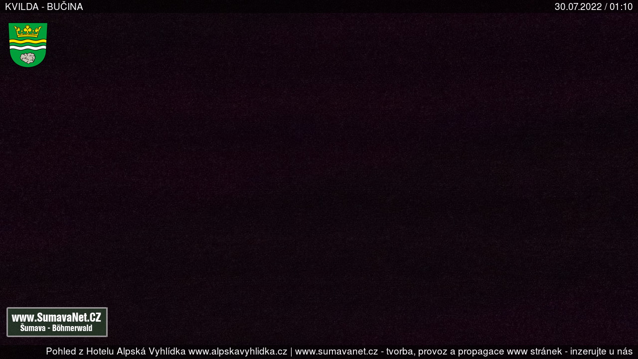 Webcam Bučina (Buchwald)