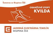 Oranžové stopy Kvilda
